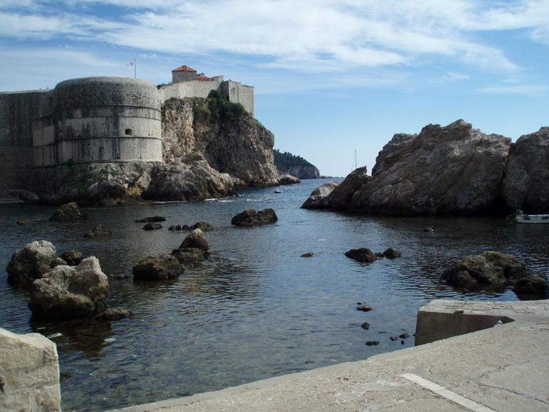Kayak Launch - Dubrovnik