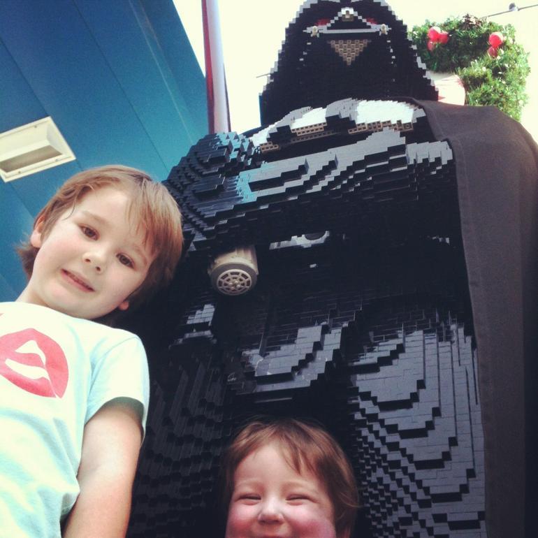 Legoland - San Diego