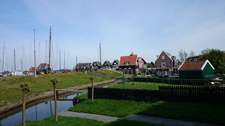 Marken's harbour - Amsterdam