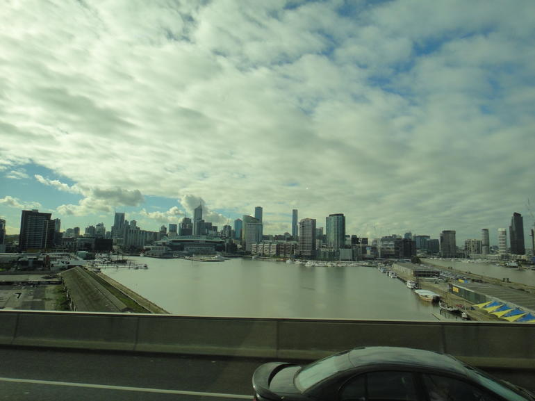 Melbourne City Skyline - Melbourne