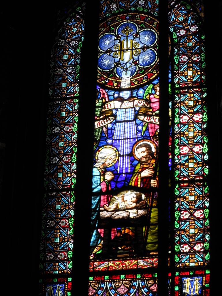 Montserrat Church - Barcelona