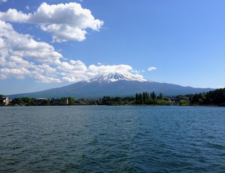 Mt Fuji and Lake Ashi - Tokyo
