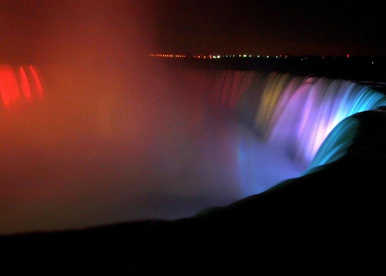 Niagara Fall - Canadian side - New York City