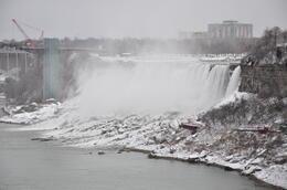 Niagara Falls in Winter , Chris Hord - March 2014