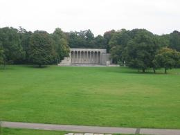 Rally grounds now as a park and memorial to all those that lost there lives during the Nazi period, Denis S - October 2010