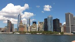 NY from boat , Elena L - August 2013