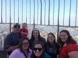 Empire State Building fun! , John S - August 2014