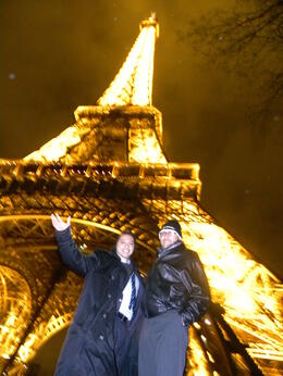 We love Paris Dec. 2011 , Jance - January 2012