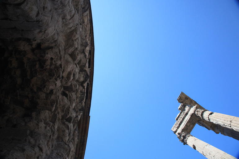 Roman AT AT - Rome