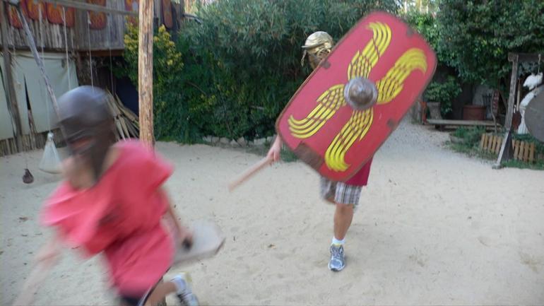 Rome Gladiator School - Rome