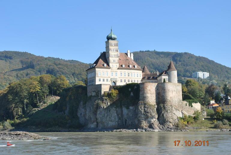 Schloss Schonbuhel - Vienna