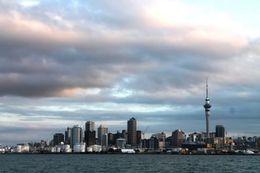 Auckland skyline , DR AJ W - November 2015
