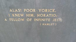 Poor Yorick.... , Cherny_1612 - January 2012