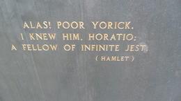 Poor Yorick.... , Cherny_1612 - January 2012