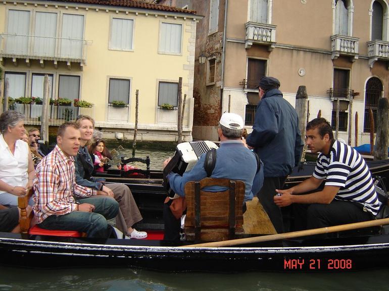 The Musicians - Venice