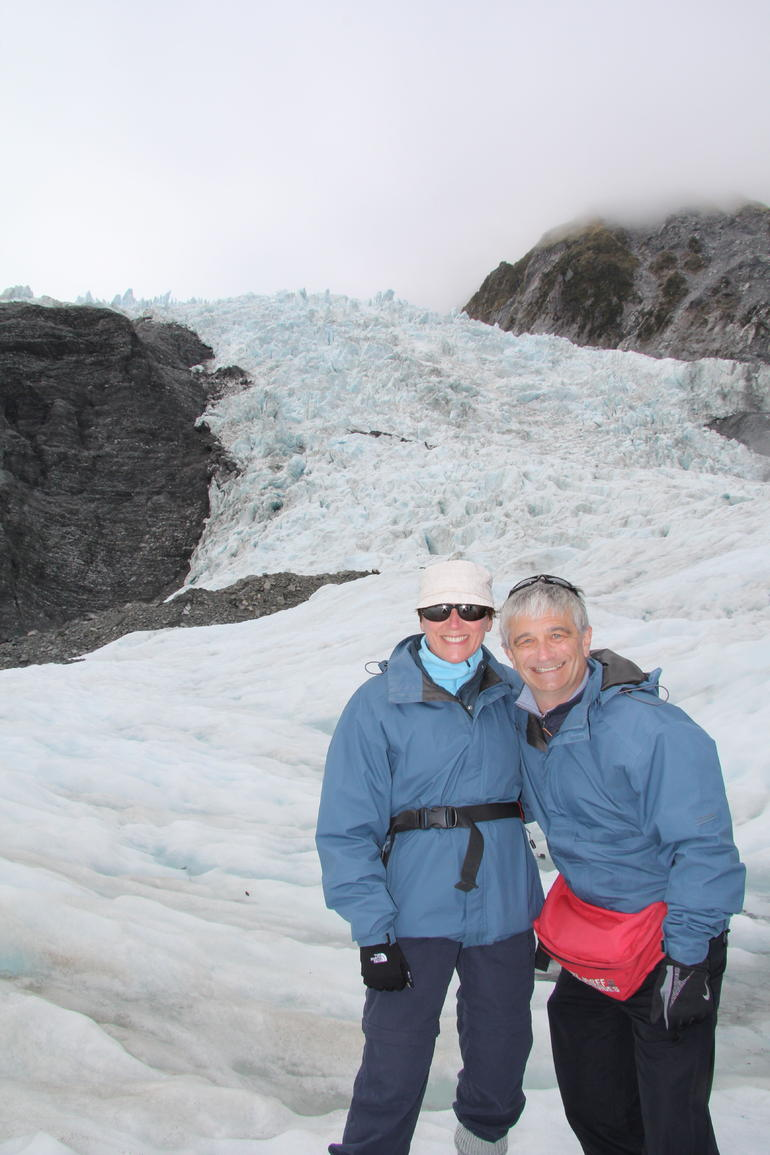 Together - Franz Josef & Fox Glacier