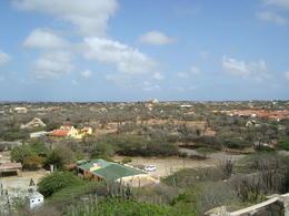 View from Casibari Rock, Katiemo - August 2014