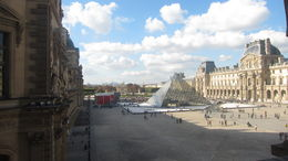 Louvre , Jaime H - October 2015