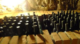 Lots of aged wine in the cellar. , skywoman.59 - May 2014
