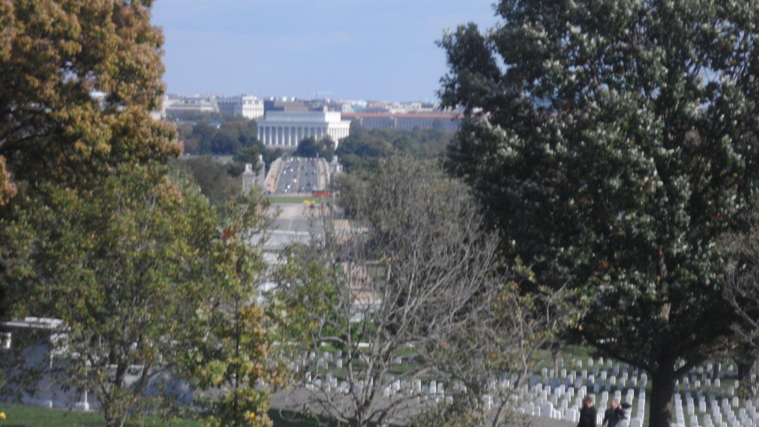 MÁS FOTOS, Recorrido en un gran autobús con paradas libres por Washington DC