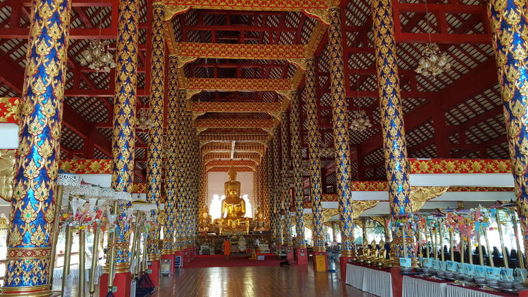 Chiang Mai City and Temples Half-Day Tour photo 16