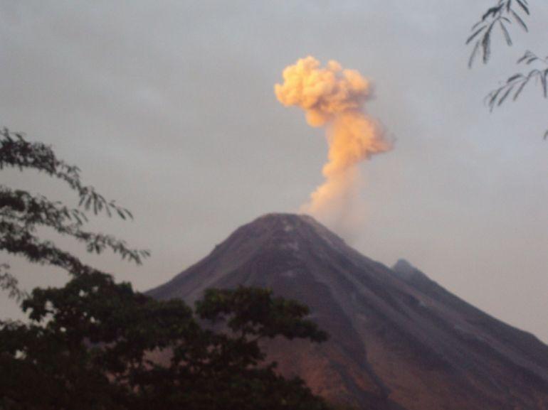 Arenal Volcano - San Jose