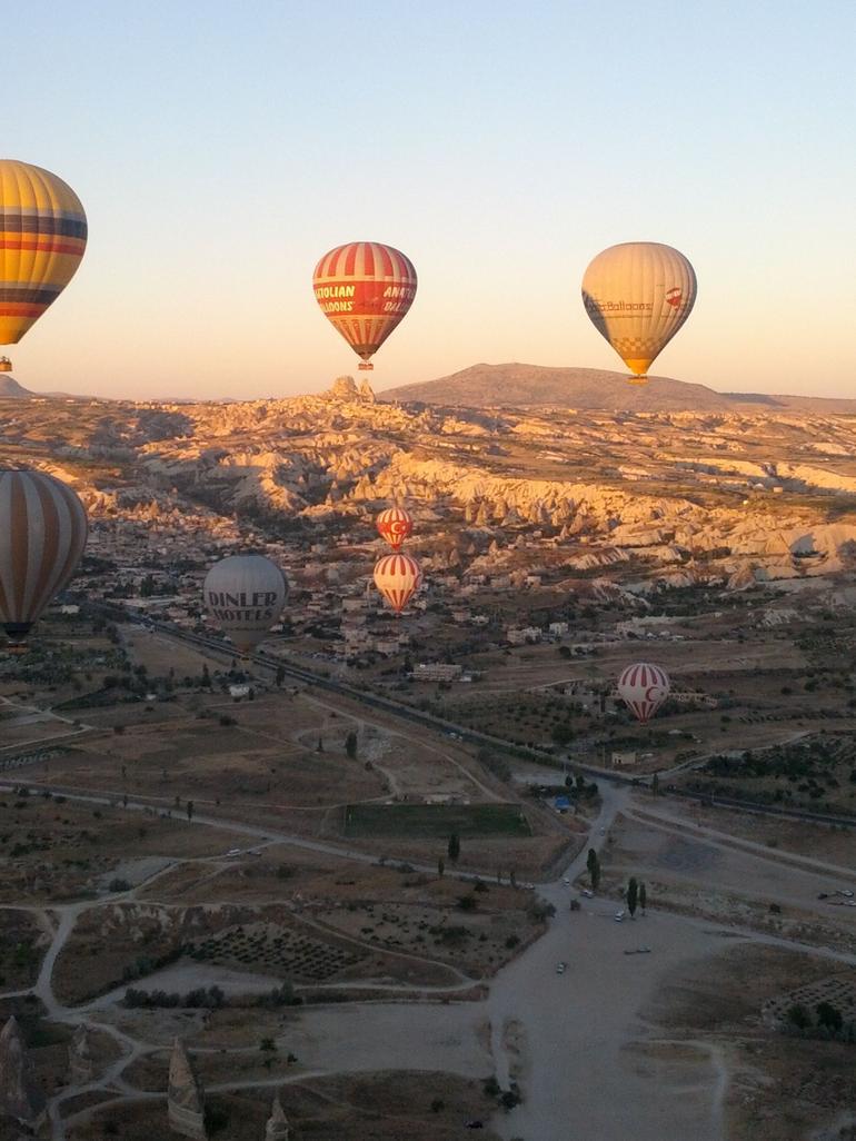Balloon ride in Cappadocia - Cappadocia