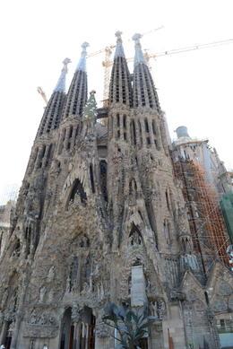 Sagrada Familia, Jeff - September 2013