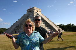 Chichen Itza , Rosario N - November 2012