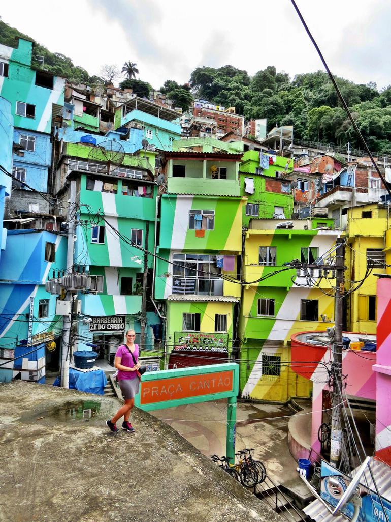 Favela Tour in Rio de Janeiro - Rio de Janeiro