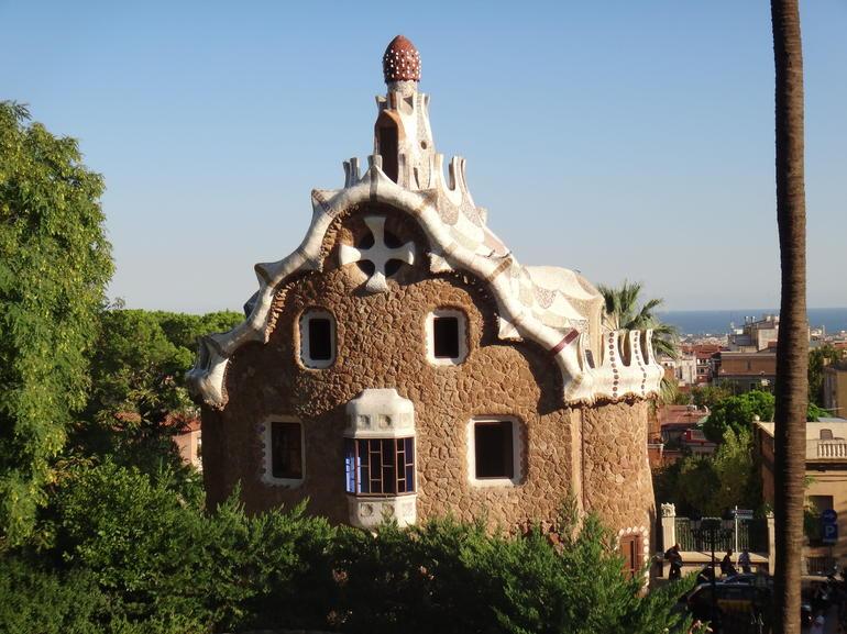 Ginger Bread House - Barcelona