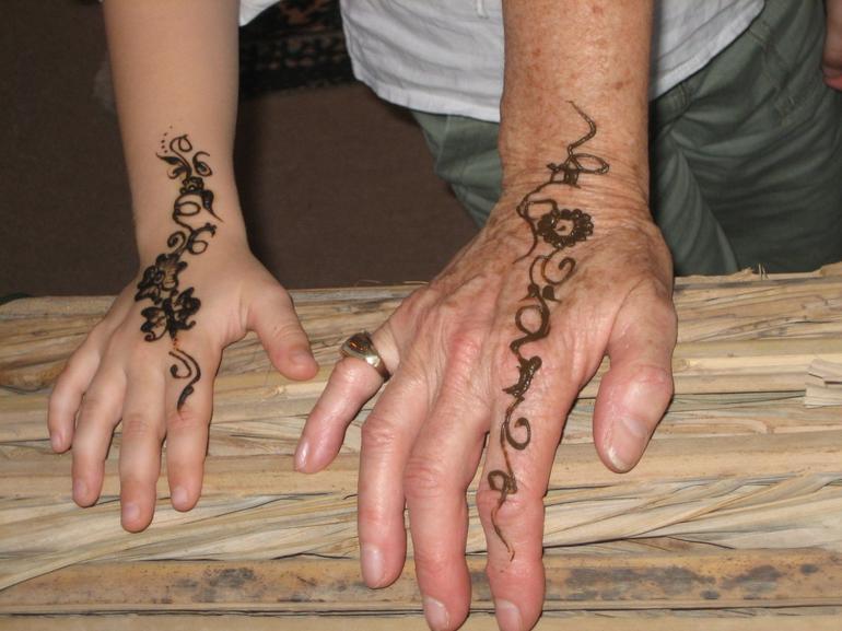 Henna Tattoos - Dubai