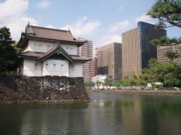 Taken during our walk around the Imperial Palace., Margarita H - June 2010