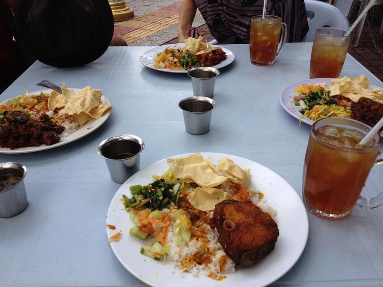 Indian food - Kuala Lumpur