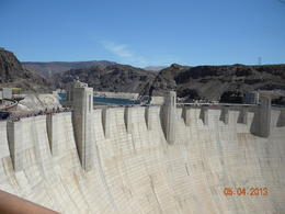 Pic of the hoover dam , Trudy W - May 2013