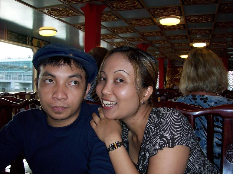 Me and my brother - Singapore