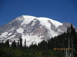 1 of my many pics of Mt. Rainier , Gary N - September 2016