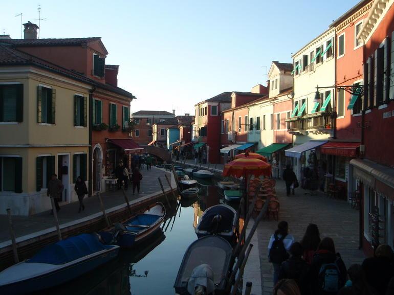 Murano and Burano - Venice