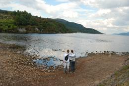The Scottish Highlands 1 day tour. This picture was taken at the Loch Ness as we were trying to spot Nessy..., Nadine B - September 2010