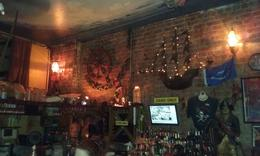 A haunted bar along our rout. , karenalex67 - September 2016