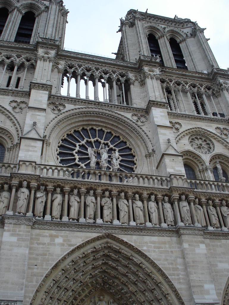 Notre Dame, Paris - Paris