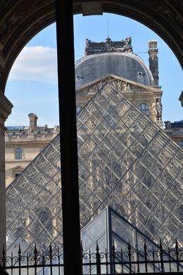 Pyramidene Louvre , TARGJERD F - June 2015