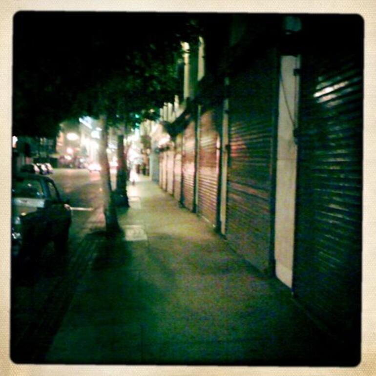 Sidewalk - USA