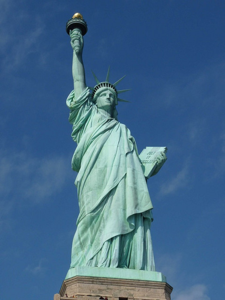 Statue of Liberty Tablet - New York City