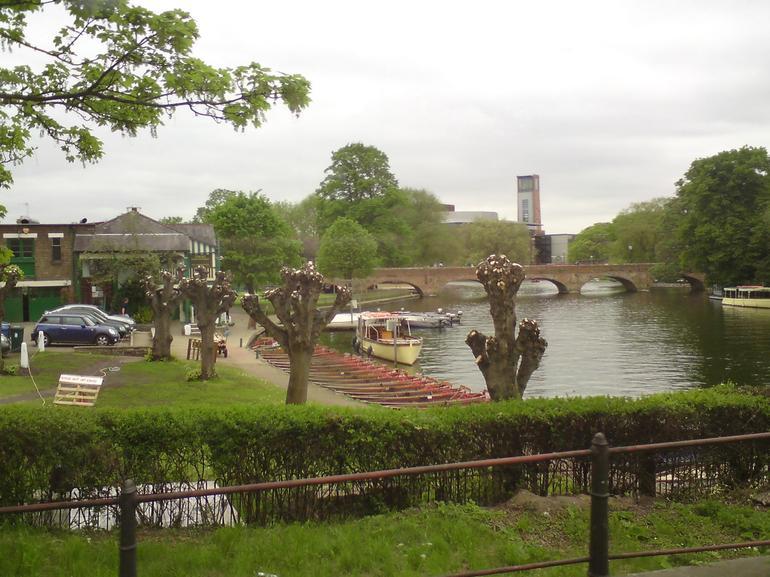 Straford-upon-Avon - London