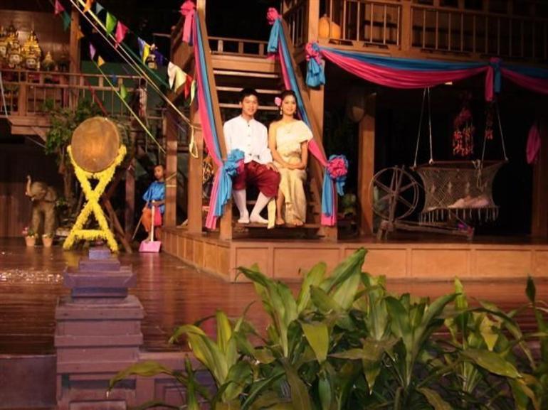 Thai Cultural Show - Bangkok