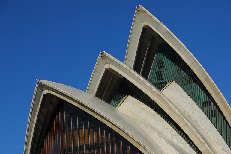 The Sails - Sydney