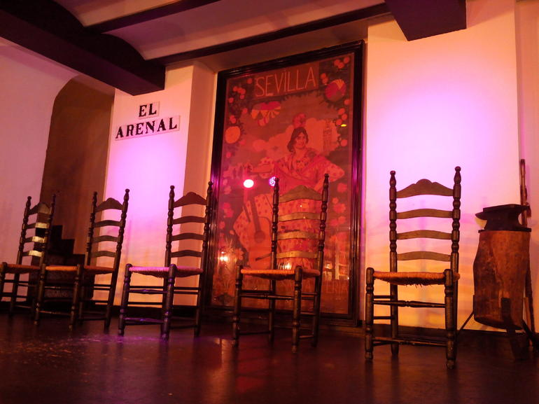 Skip the Line: Flamenco Show at Tablao Flamenco El Arenal in Seville Ticket photo 13