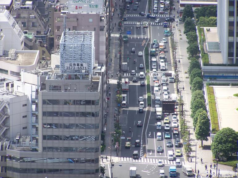 Tokyo's busy street - Tokyo