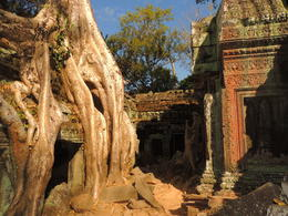 The temple featured in the movie and quot;Tomb Raider and quot; , Kevin F - December 2014